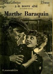 Marthe Baraquin. Collection : Select Collection N° 78. - Couverture - Format classique