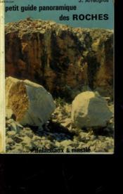 Petit Guide Panoramique Des Roches - Couverture - Format classique
