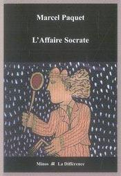 L'affaire socrate - Intérieur - Format classique
