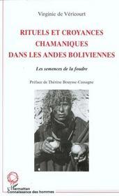 Rituels Et Croyances Chamaniques Dans Les Andes Boliviennes ; Les Semences De La Foudre - Intérieur - Format classique