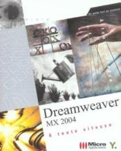 Dreamweaver Mx 2004  - Collectif