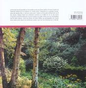 Un jardin pour les quatres saisons - 4ème de couverture - Format classique