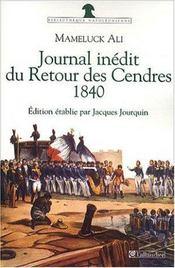 Journal Inedit Du Voyage De Saint-Helene - Intérieur - Format classique