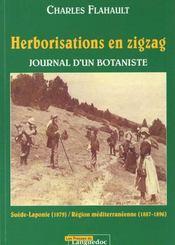 Herborisations En Zigzag ; Journal D'Un Botaniste - Intérieur - Format classique