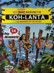 Koh-lanta t.1 ; los perdidos de las frutas - Intérieur - Format classique