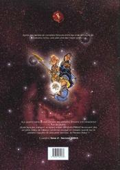 Kookaburra t.1 ; planète dakoï - 4ème de couverture - Format classique