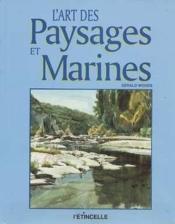 Art Des Paysages Et Marines - Couverture - Format classique