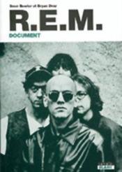 R.E.M ; document - Couverture - Format classique