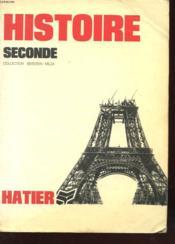 Histoire - Classe De Seconde - Les Civilisations - Couverture - Format classique
