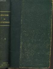 MEMOIRES DE M. D'ARTAGNAN. CAPITAINE LIEUTENANT DE LA 1ère COMPAGNIE DES MOUSQUETAIRES DU ROI. TOME 2. LE LIEUTENANT. LA FRONDE. GUERRE DES RUES. GUERRE D'ALCOVES. - Couverture - Format classique