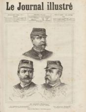 Journal Illustre (Le) N°21 du 22/05/1881 - Couverture - Format classique