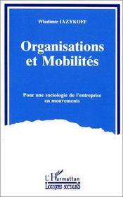 Organisations et mobilités - Intérieur - Format classique