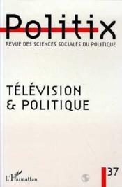 Politix - Television & Politique - Couverture - Format classique