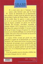 Notre-Dame de Paris t.1 - 4ème de couverture - Format classique