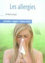 Les allergies - Intérieur - Format classique