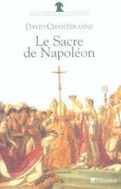 Le Sacre De Napoleon - Intérieur - Format classique