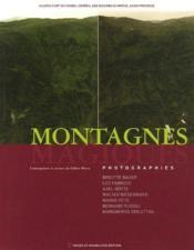 Montagnes - Couverture - Format classique