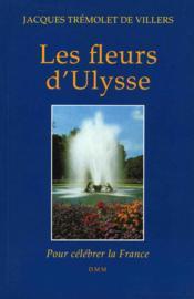 Les Fleurs D Ulysse - Couverture - Format classique