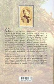 Carnets de voyages à gargilesse - 4ème de couverture - Format classique