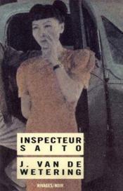 Inspecteur Saito - Couverture - Format classique