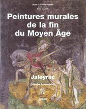 Peintures murales de la fin du Moyen Age ; Jaleyrac - Intérieur - Format classique