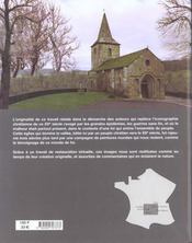 Peintures murales de la fin du Moyen Age ; Jaleyrac - 4ème de couverture - Format classique