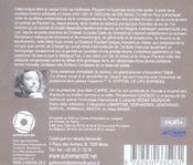 En écrivant madame Bovary ; correspondance de Gustave Flaubert - 4ème de couverture - Format classique