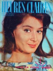 Heures Claires N°224 du 10/06/1961 - Couverture - Format classique