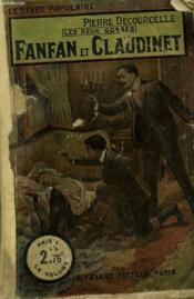 Les Deux Gosses. Fanfan Et Claudinet. Collection Le Livre Populaire N° 43. Ouvrage Incomplet. - Couverture - Format classique