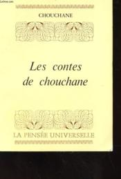 Les Contes De Chouchane - Couverture - Format classique