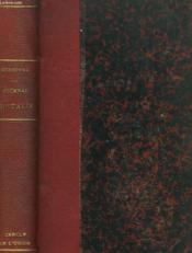 Journal D'Italie, Publie Par Paul Arbelet. - Couverture - Format classique