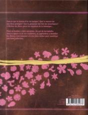 L'herbier des fleurs - 4ème de couverture - Format classique