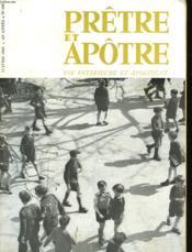 Pretre Et Apotre Vie Interieure Et Apostolat - N°488 - Couverture - Format classique