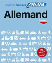 Vente livre :  Allemand ; débutants  - Schodel Amirkhosrovi - Bettina Schödel - Bettina Schodel