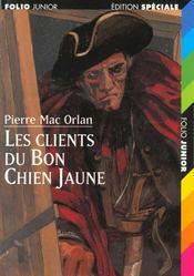 Les Clients Du Bon Chien Jaune - Intérieur - Format classique