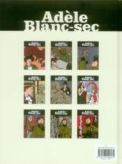 Adèle Blanc-Sec t.1 ; Adèle et la bête - Couverture - Format classique