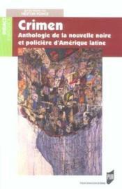 Crimen Anthologie De La Nouvelle Noire Et Policiere D Amerique - Couverture - Format classique