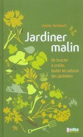 Jardiner malin - Intérieur - Format classique