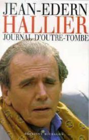 Journal D'Outre-Tombe : 1992-1997 - Couverture - Format classique
