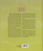 Bon souvenir des colonies - 4ème de couverture - Format classique