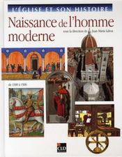 Naissance De L'Homme Moderne - Intérieur - Format classique