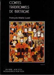 Contes Traditionnels T.1 De Bretagne - Couverture - Format classique