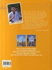 Le tour de France t.1 - 4ème de couverture - Format classique