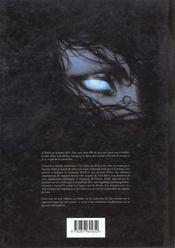 Sha t.1; the shadow one - 4ème de couverture - Format classique