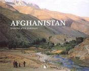 Afghanistan ; visions d'un partisan - Intérieur - Format classique