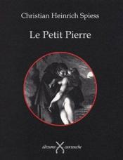 Petit Pierre (Le) - Couverture - Format classique