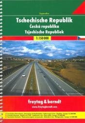 République Tchèque - Couverture - Format classique