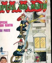 Mad N° Special Don Martin - Couverture - Format classique