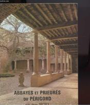 Abbayes Et Prieures Du Perigord - Couverture - Format classique