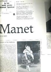 Le Petit Journal Des Grandes Expositions - Galeries Nationales D'Exposition Du Grand Palais - 23 Avril 1er Aout 1983 - Manet 1832-1883. - Couverture - Format classique